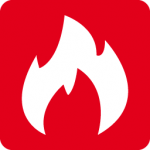 Symbol Brandmeldeanlagen