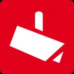 Symbol Videoüberwachung
